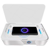 Personal UV Sterilizer and Wireless Charger